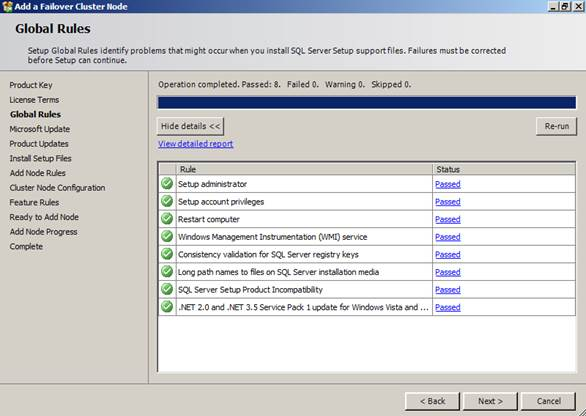 SQL Server 2014 – How to Add node to failover cluster ?   MSSQLFUN