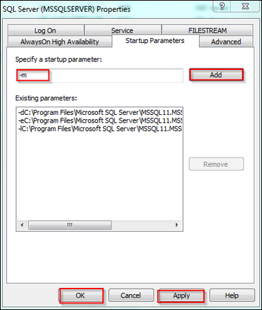 how to change sa password in sql server 2008 r2